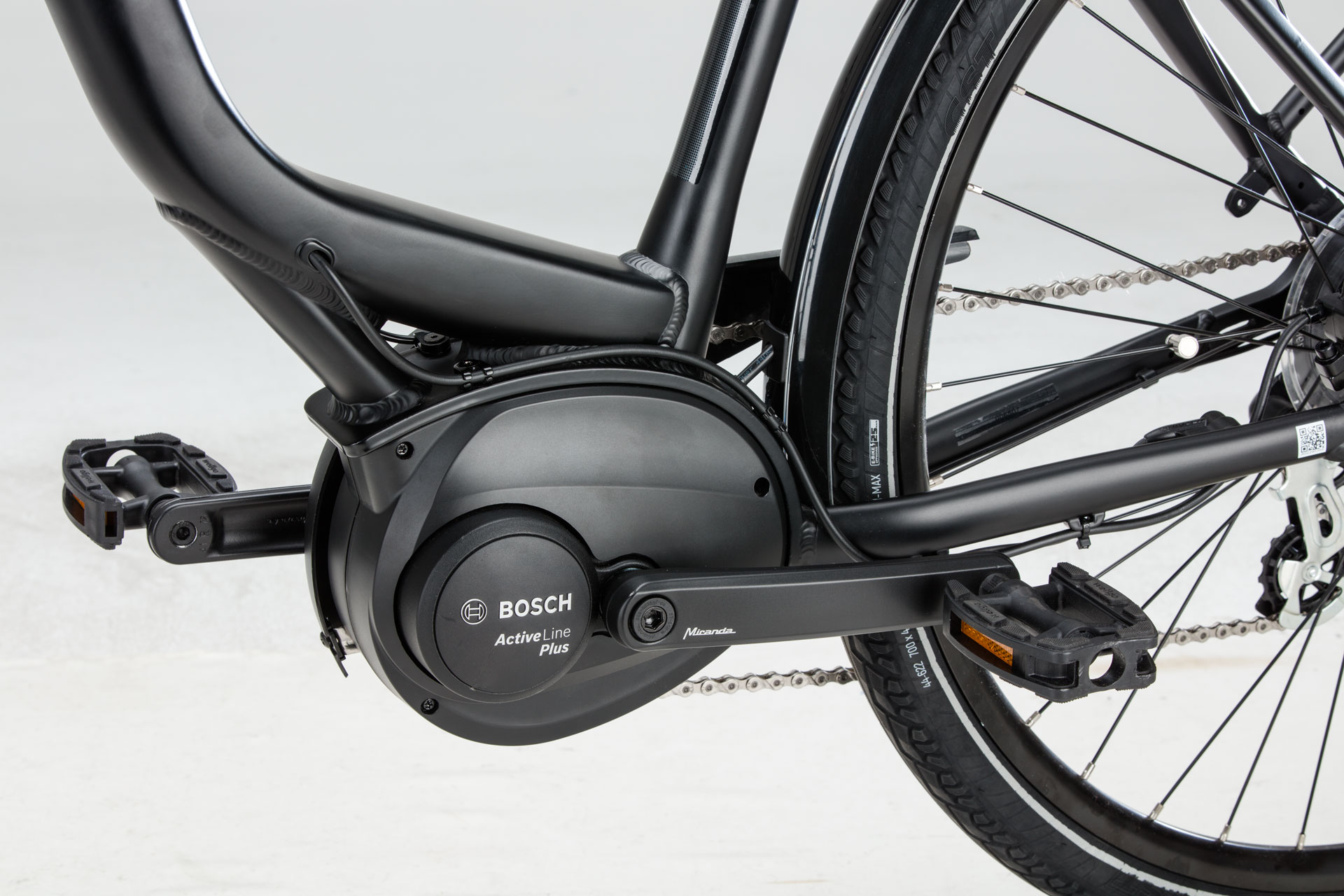 Bosch Active Line Plus motor