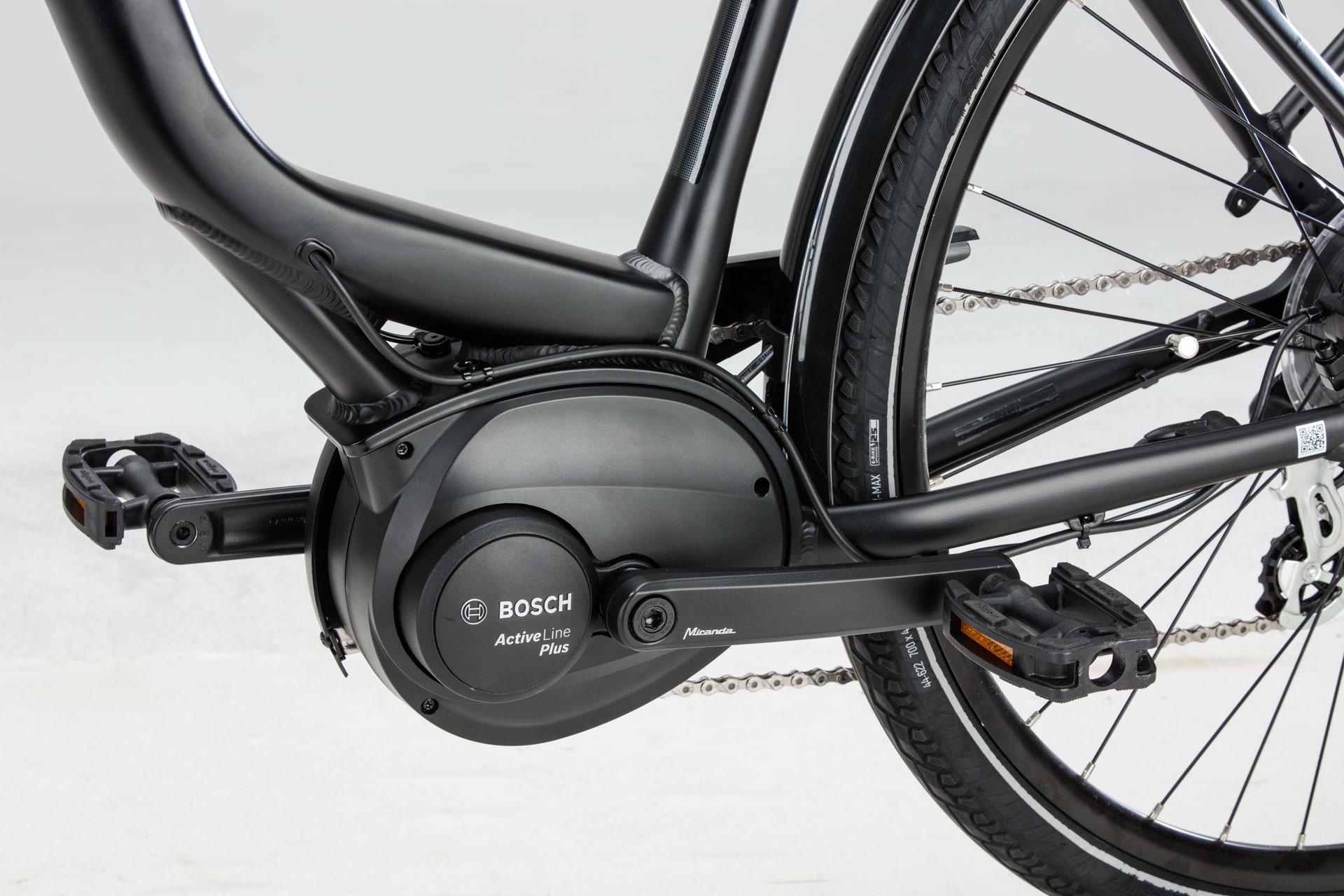 Bosch Performance Line Motor
