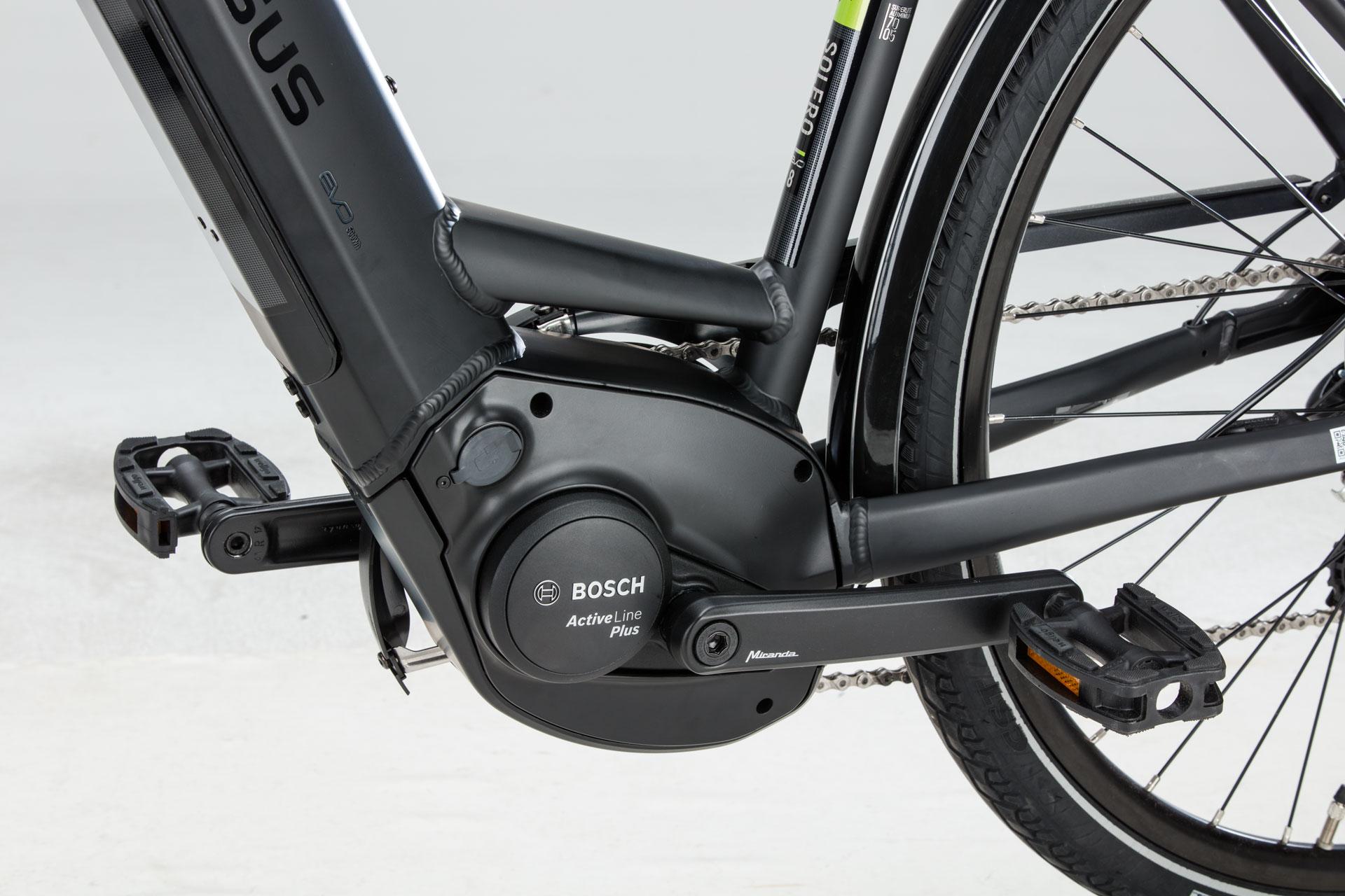 De Bosch Active Line Plus motor